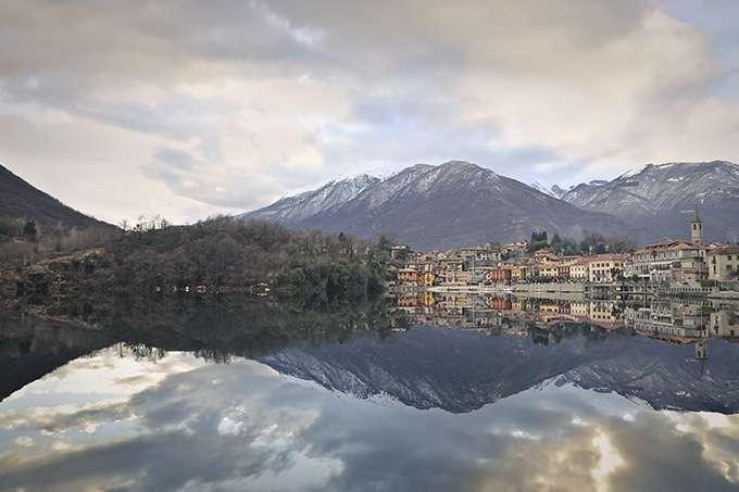 Lago di mergozzo hotel milan speranza au lac for Lago di mergozzo